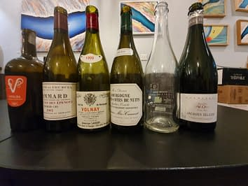 Fine wines tasting session in London: where to find vintage wines and rare years